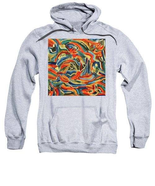 Coronal Mass Ejections #2 Sweatshirt