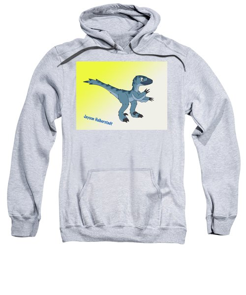 Cory The Raptor Sweatshirt