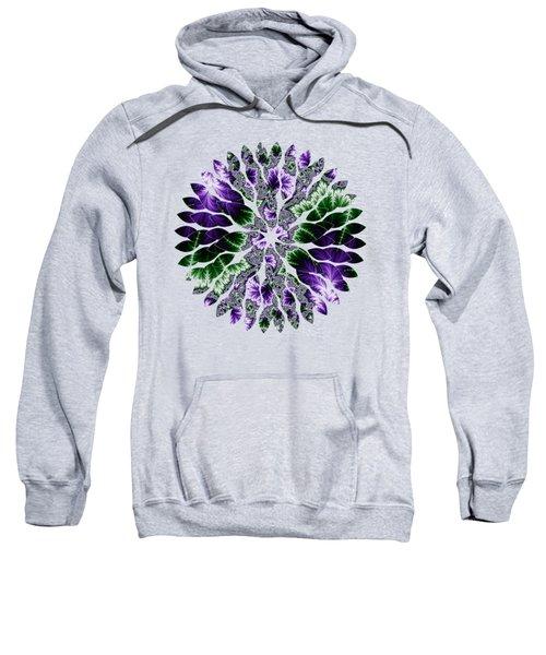 Cosmic Leaves Sweatshirt