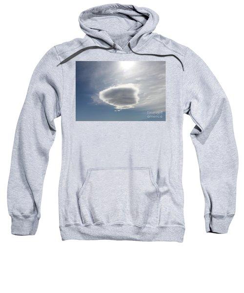 Cotton Baton Cloud Sweatshirt
