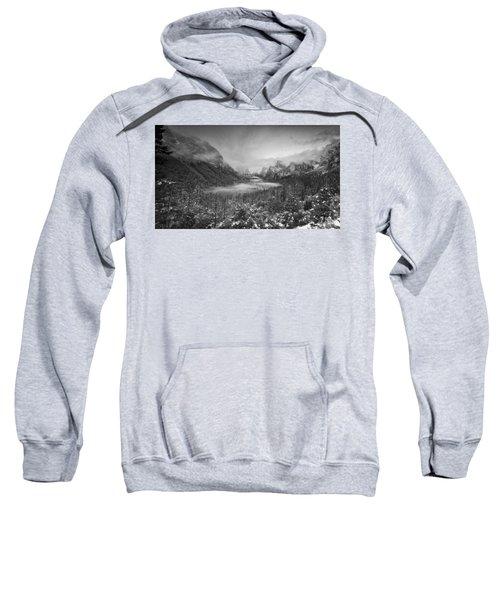 Cotton Candy Blankets Yosemite Sweatshirt