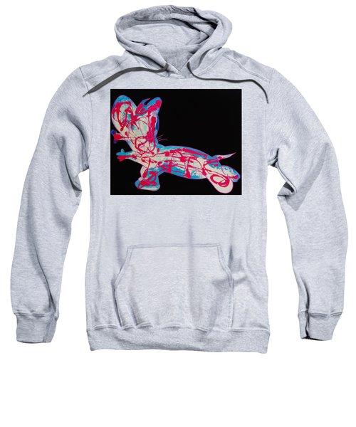 Cotton Candy Sweatshirt