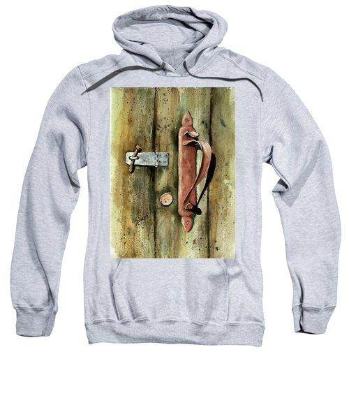 Country Door Lock Sweatshirt