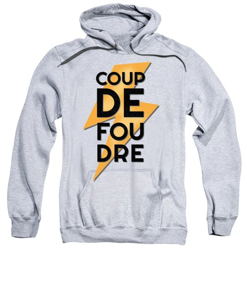 Coup De Foudre - Love At First Sight Sweatshirt