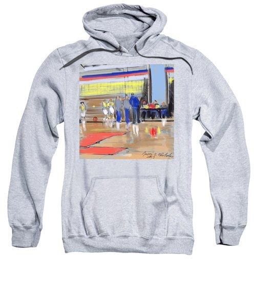 Court Side Conference Sweatshirt