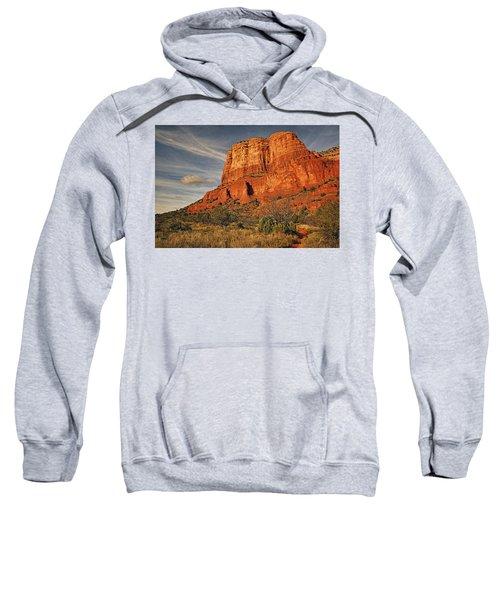 Courthouse Butte Txt Sweatshirt