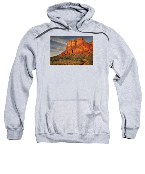 Courthouse Butte Txt Sweatshirt