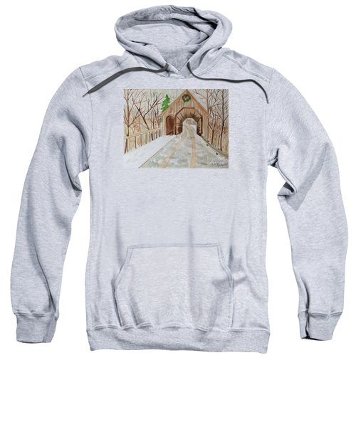 Covered Bridge Sweatshirt
