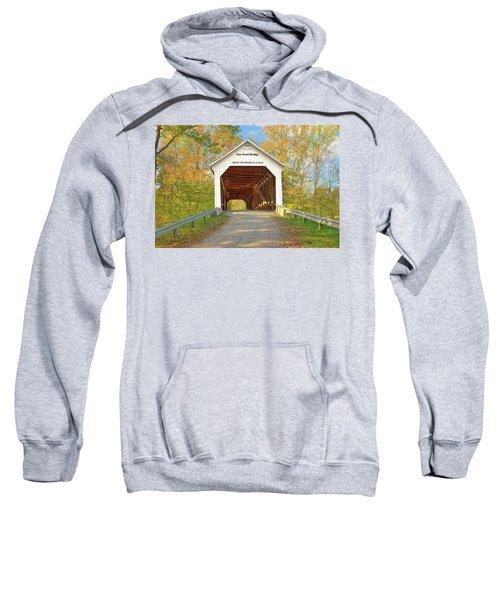 Cox Ford Covered Bridge Sweatshirt