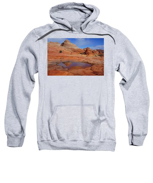 Coyote Butte Reflection Sweatshirt