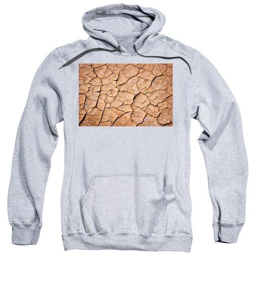 Cracked Sweatshirt