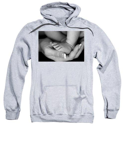 Cradled Sweatshirt