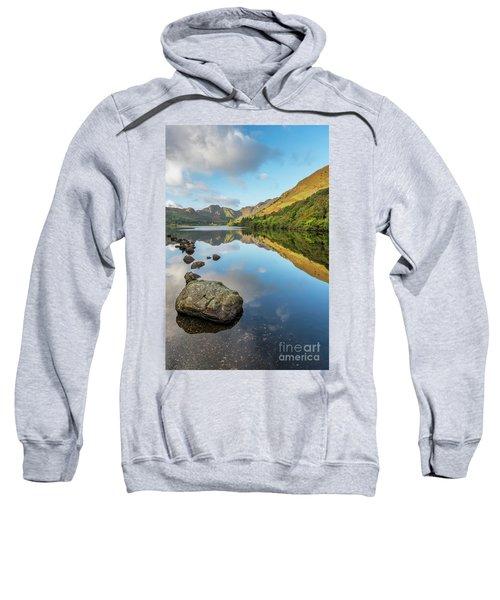 Crafnant Lake Snowdonia Sweatshirt