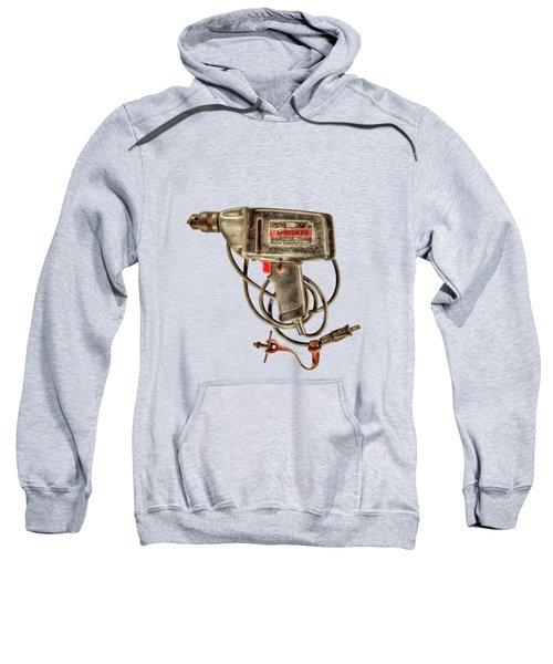 Craftsman Electric Drill Motor Sweatshirt