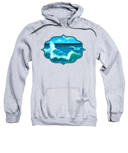 Crashing Wave Sweatshirt