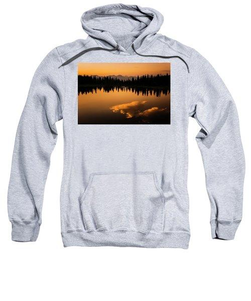 Crater Lake Sunset Sweatshirt