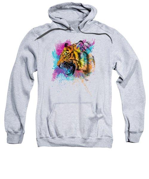 Crazy Tiger Sweatshirt