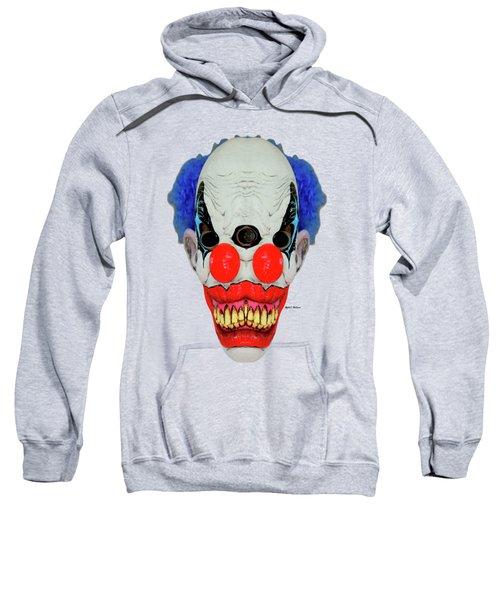 Creepy Clown Sweatshirt