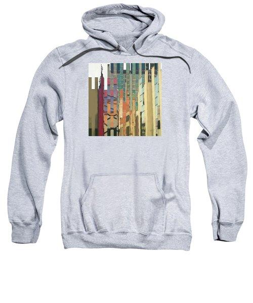 Crenellations Sweatshirt