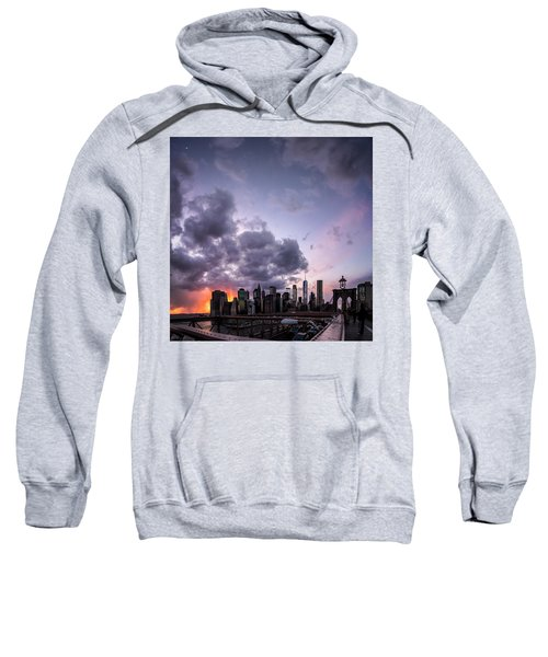 Crepsucular Nights Sweatshirt