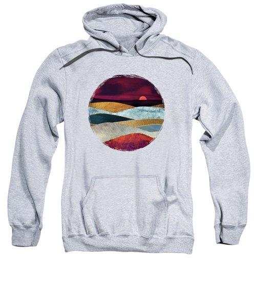 Crimson Sky Sweatshirt