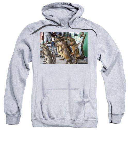 Crocodiles Rock  Sweatshirt