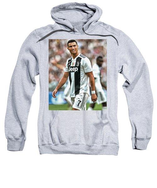 C.ronaldo Juventus Sweatshirt