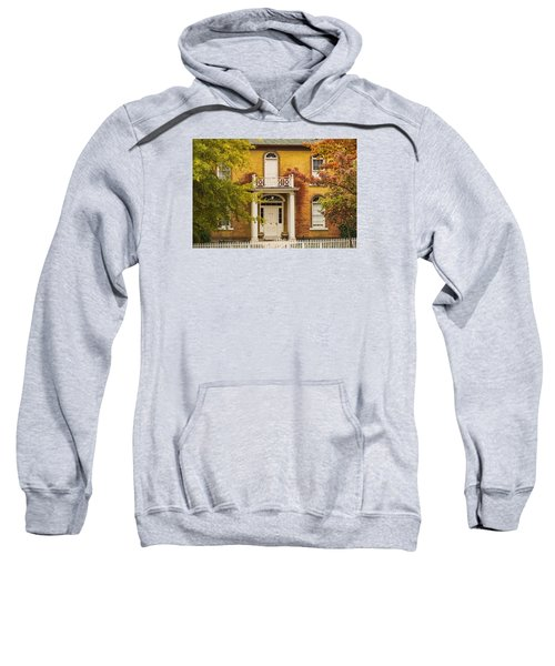 Crooked White Fence Sweatshirt