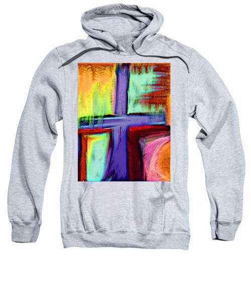 Cross Of Hope Sweatshirt
