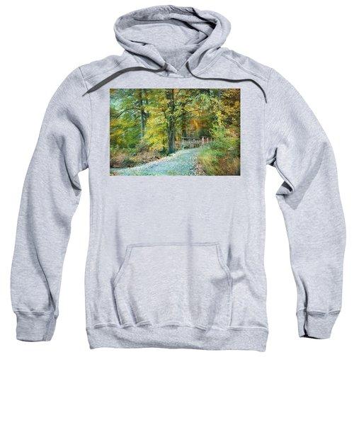 Cross Over The Wooden Bridge Sweatshirt