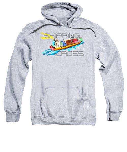 Cross Shipping Sweatshirt