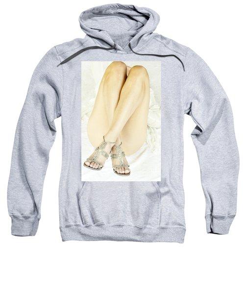 Crossed Sweatshirt
