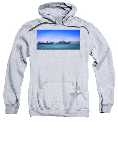 Crossing Alcatraz Sweatshirt