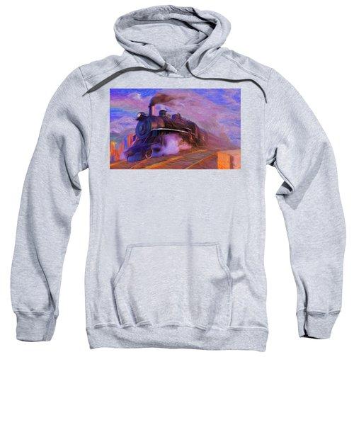 Crossing Rails Sweatshirt