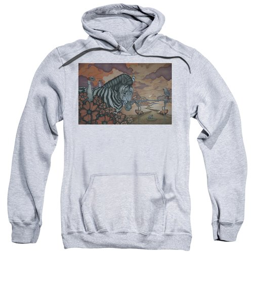 Crossing The Mara Sweatshirt