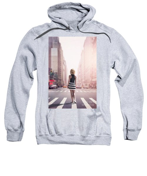Crosstown Swing Sweatshirt