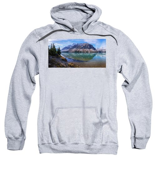Crowfoot Reflection Sweatshirt