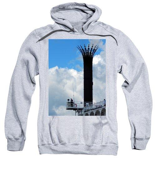 Crowned Clouds Sweatshirt
