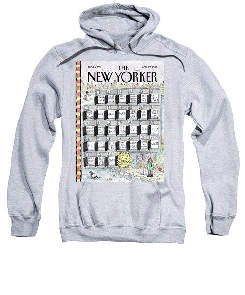 Cruellest Month Sweatshirt
