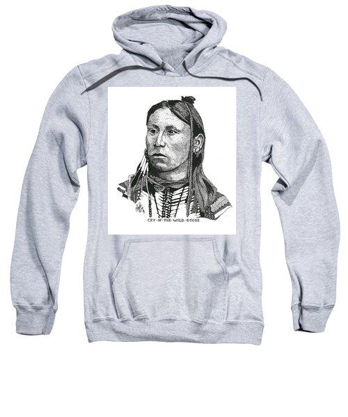 Cryofthewildgoose Sweatshirt