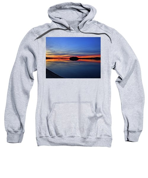 Crystal Blue Persuasion  Sweatshirt