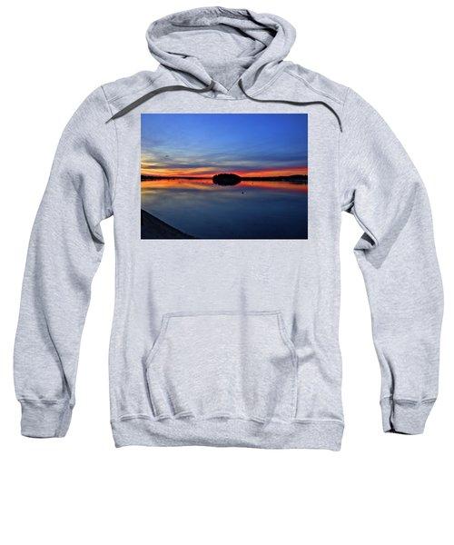 Crystal Blue Persuasion  Sweatshirt
