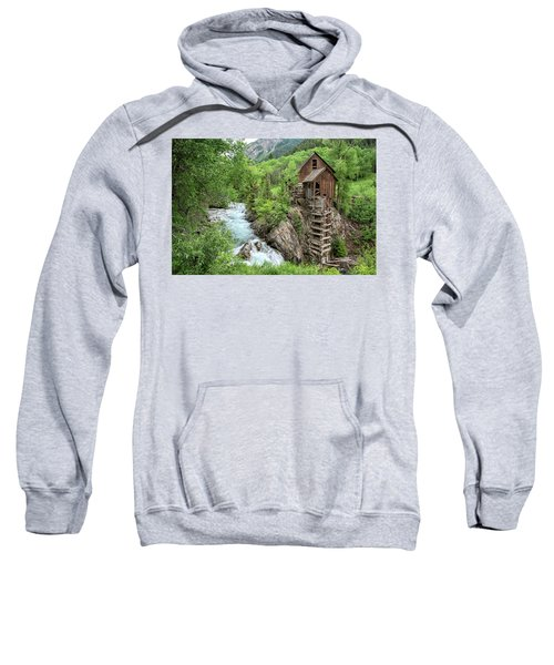 Crystal Mill Colorado 3 Sweatshirt