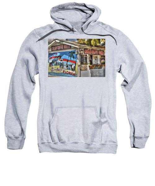 Cuban Coffee Queen Sweatshirt