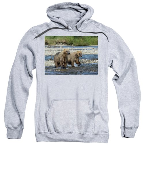 Cubs On The Prowl Sweatshirt