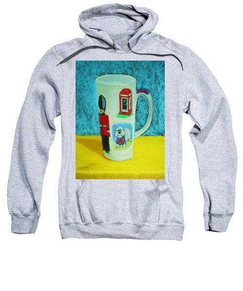 Cup Of London Java Sweatshirt