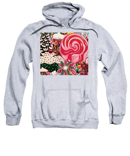 Cupcake Thief Sweatshirt