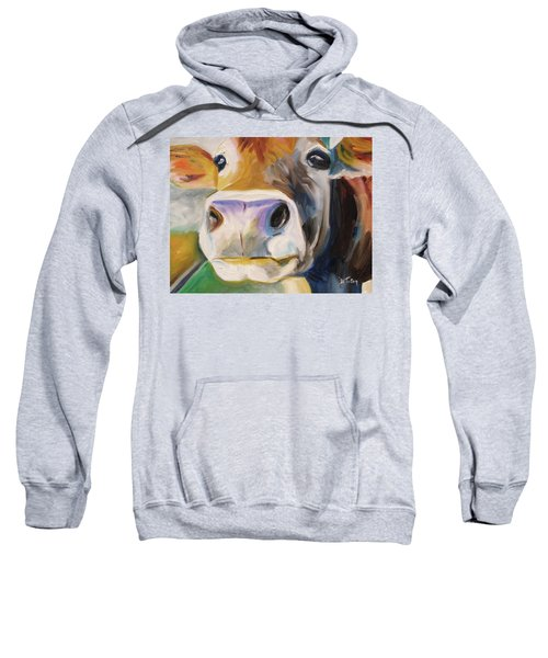 Curious Cow Sweatshirt