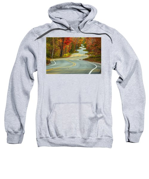 Curvaceous Sweatshirt by Bill Pevlor