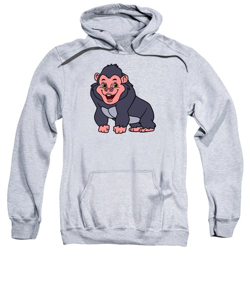 Cute Ape Sweatshirt